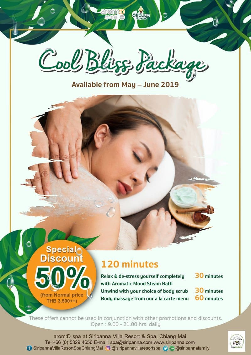 Spa May Promotion